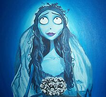 Corpse Bride - Tim Burton by lins