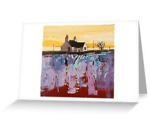 Crinan Croft Greeting Card