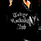 Tokyo Rockabilly Club  by fenjay