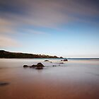 Coldingham Bay #1 by bluefinart