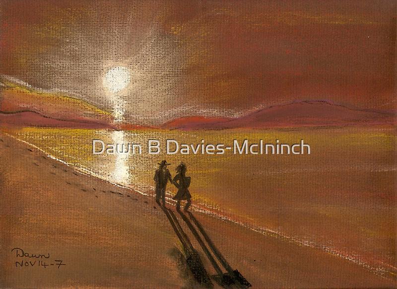 Moonbeach by Dawn B Davies-McIninch