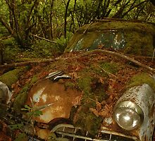 Studebaker Has a Little Rust by Brandon Taylor