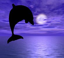Dolphin Jump 3 by Okeesworld