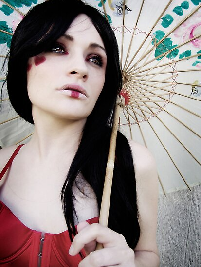 Geisha  by SarahBethFaison