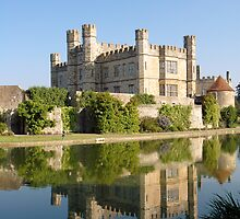 Leeds Castle by Meg Forbes
