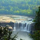 Cumberland Falls (2) by foxyphotography