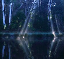 light shafts by William Murray