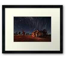 Beneath a Southern Sky  Framed Print
