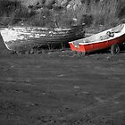 Red Boat by PabloGermade