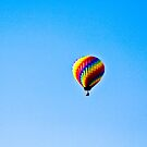 In my beautiful balloon..... by NervousNellie