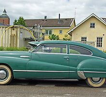 Green Buick by Paola Svensson