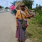 Off to market by Anito da Cruz by Friends  of Suai