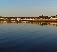 Islay: Port Ellen Bay by Kasia-D