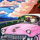 'Elvis & Jesus Go For A Drive' by Jerry Kirk