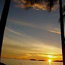 KotaKinabalu sunset by wilderpisces