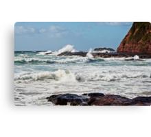 Kiama Beach Canvas Print