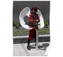 The Noble Angel  Kawaii! Poster