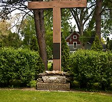 The Old Rugged Cross by Tim Denny