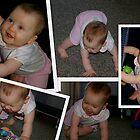 Carlie Christi LLEWELLYN  9 months by Larry Llewellyn