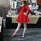 I found Carmen Sandiego by Okeesworld