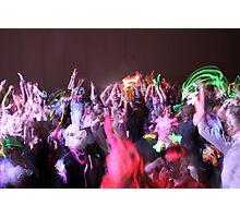 Crave the Rave Photographic Print