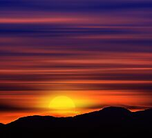 The Painted Sky (2) by Karl Williams