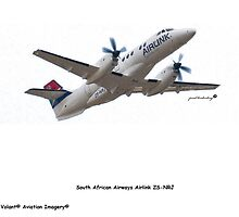 Rendition - Regional Airlink operated by SAA by Paul Lindenberg