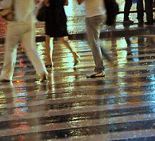 urban rain by Leonardo Amaro  Rodrigues