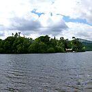 Derwentwater View V by Tom Gomez