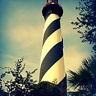 The Lighthouse of St. Augustine by deadbetty