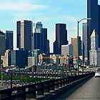 Seattle Viaduct View by Tamara Valjean