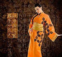 Geisha - Dana Harper                                NYP Gallery by Canadian Fine Art  Photography Centre