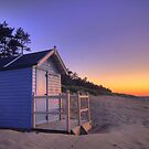 The Last Beach Hut by AntonyB