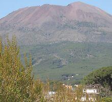 Monte Vesuvio by Kymbo