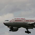 AIR INDIA BOEING 777 by andysax
