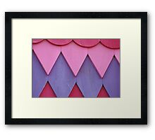 See What Happens When You Don't Brush Your Teeth? Framed Print