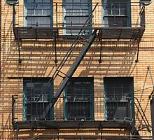 Fire Escape by Will Duffy