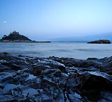 St. Michael's Mount by Francesco Carucci