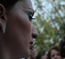 Albanian Bride in Kosovo 1 by Christopher Bobyn