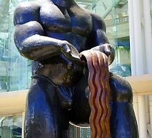 The Water Giver by kevin smith  skystudiohawaii