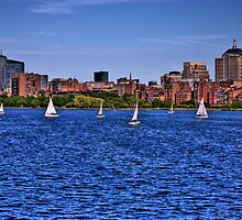 Boston, MA by LudaNayvelt