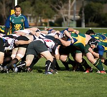 Nice Scrum by JAKShots-Sports