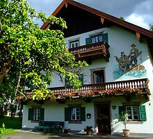 Typical Bavarian House by Daidalos