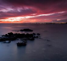 Burning the Bay by Alistair Wilson
