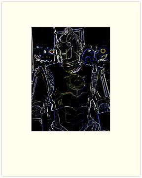Cyberman  by Susan  Bloss