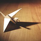 origami bird by Tom Smart
