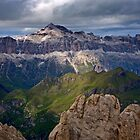 Sella Massif by Krys Bailey