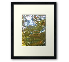 Untitled - Fall Mystery Framed Print
