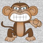 Monkey Pointing by Paul Nelson