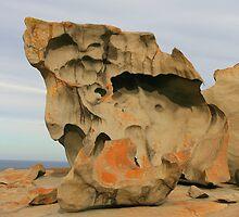 """Remarkable Rocks, Kangaroo Island"" by Gail Mew"